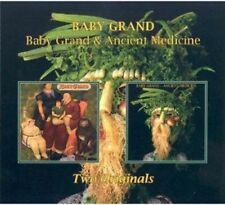 Baby Grand -   Baby Grand & Ancient Medicine ( 2 on 1 )  CD