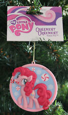 NEW 2013 MY LITTLE PONY 3-D PINKIE PIE BAS RELIEF ORNAMENT AMERICAN GREETINGS