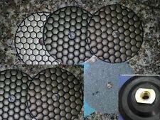 7 Inch Dry Diamond Polishing Pad 33+1 Marble Granite Concrete Stone Terrazzo