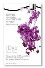 Jacquard iDye Fabric Dye Natural Fibres  14g  - Violet