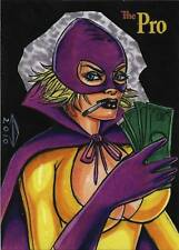 5FINITY THE PRO FACTORY SKETCH CARD DE ANTHONY HOCHREIN
