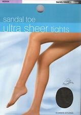 Dunnes Sandal Toe Ultra Sheer Tights