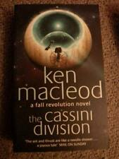 Ken MacLeod SIGNED The Cassini Division (Paperback)