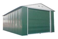 DuraMax 12X32 Metal Garage with Roll Up Door [55261]