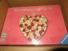 "Ravensburger Jigsaw Puzzle   948 Pieces Heart   26.4"" × 26.4  Sealed"