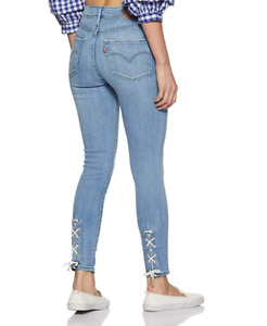 Levis 721 Jeans High Rise Skinny 30X32 BNWT 244750034