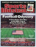 SI: Sports Illustrated September 16, 2002 Football Odyssey: New York Giants, VG