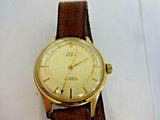vintage smiths astral 17 jewel shockproof wrist watch