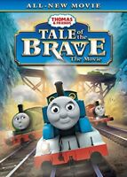 Thomas & Friends: Tale of the Brave - the Movie [New DVD] Slipsleeve Packaging