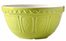 Mason Cash S30 Green Mixing Bowl 21cm Large Ceramic Salad Bowl