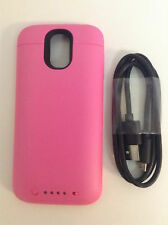Mophie Juice Pack for Samsung Galaxy S4 - Pink - JP-SSG4-PNK