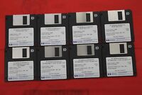 """Microsoft HP NetServer Console View 3.5"""" Floppy Disk Disc Software HP"""