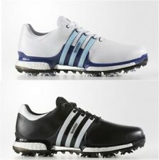 adidas 2018 Tour 360 Boost 2.0 Waterproof Leather Golf Shoes Core Black footwear  White UK 564a3577c