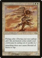 MTG - Urza's Saga 2x Herald of Serra!  Slightly Played!  FREE SHIPPING!