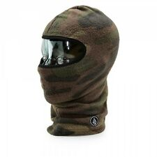 2017 NWT MENS VOLCOM GRANT FULL FACEMASK $28 O/S camouflage
