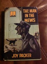 The Man In The Mews By Joy Packer The Book Club London 1964 Vintage Hardback