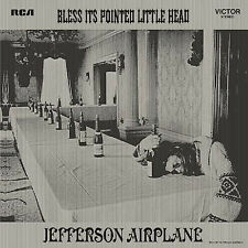 """ JEFFERSON AIRPLANE ~ BLESS IT'S POINTED "" ~ CD ~ REPACKAGED IN A VINYL SLEEVES"