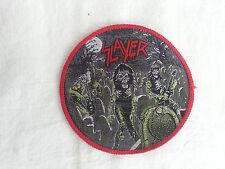 Beau patch écusson original des années 80 Slayer