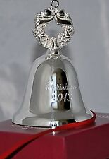Reed & Barton 75th Anniversary Silverplated Bell Ornament-Dillard's Dept. Store