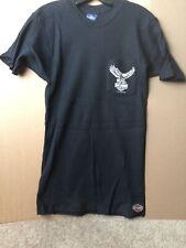 Harley-Davidson Genuine Vintage 1992 pocket Thermal thin shirt Large Eagle