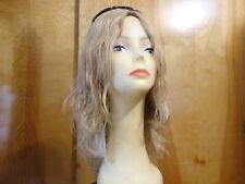 Malky Wig Sheitel European Multidirectional Wavy hair Wig  blonde 24/14/12 Large