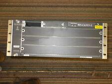 Cisco Systems WS-6503-E w/ C6503-E-Fan (4) Fans FFC1248DE Chassis 800--25739-02