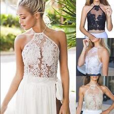 Women's Bralette Bralet Unpadded Bra Lace Floral Bustier Crop Top Cami Tank Tops