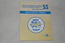 Service Information Summary: Souvenir Issue (1962, Paperback, Douglas Aircraft)