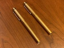 Two Magnificent Sheaffer Fountain Pens