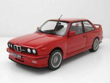 Solido BMW E30 / M3 Miniature 1:18 (S1801502) - Rouge