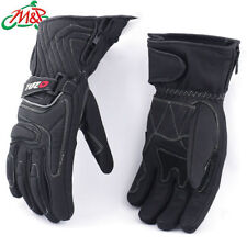 Leather Winter Thermal Motorcycle Gloves