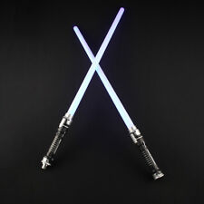 2Pcs Star Wars War LightSaber Force Light Saber Sword Toy Cosplay Props
