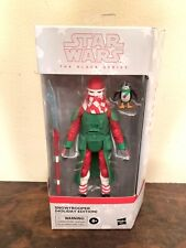 Star Wars Black Series 6? Snowtrooper Holiday Edition, Walmart Exclusive. VHTF