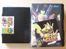 Metal Slug - Neo Geo AES - SNK