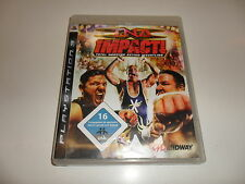 PlayStation 3   TNA Impact! Total Nonstop Action Wrestling