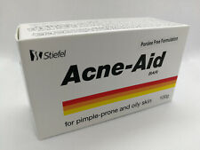 Stiefel Acne-Aid Bar 100g (Pimple Prone & Oily Skin Acne Aid Soap) EXP:12/2020
