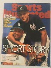 Sports Illustrated Derek Jeter & Alex Rodriguez February 24, 1997 052019nonrh