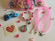 Childrens Beautiful Disney princess theme glitzy party/gift/loot bag fillers