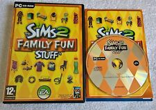 The Sims 2: Family Fun Stuff - Windows PC - Complete - CD-ROM