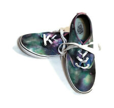 Vans Cosmic Galaxy Lo Pro Sneakers Missy Size 6 Off the Wall 721356