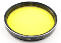 Russian Yellow Y-2x Lens Filter 40.5mm Jupiter 3 8 11 12 Industar 26m 61 L/D #14