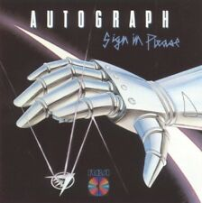 Autograph - Sign in Please [New CD] 24 Bit Remastered, Collector's Ed, Enhanced,