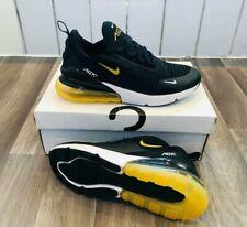 Nike Air Max 270 Black/Gold Size UK 7.5