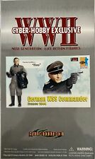 DRAGON CYBER-HOBBY WWII Standartenfuhrer Hans German WSS Commander #70757 Figure