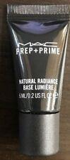 MAC Cosmetic Prep + Prime Skin Base Visage .2oz/6mL Deluxe Trial Tube~BRAND NEW!