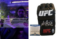 Henry Cejudo Triple C Signed Autographed UFC Glove MMA Champ Proof Beckett BAS