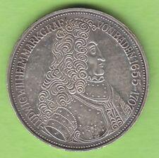 RFA 5 Deutsche Mark 1955 G Turcs Louis jolie nswleipzig