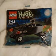 "RARE & RETIRED LEGO ""Monster Fighters Polybag Set: 30200"" - Brand New & Sealed"