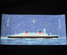 """CGT FRENCH LINE SS """"FRANCE""""Bouvard Mini Poster"""
