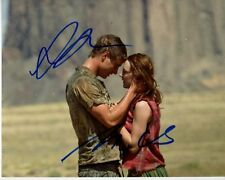 SAOIRSE RONAN & MAX IRONS Signed Autographed THE HOST Photo